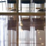 Office Area - Polished Concrete Floor