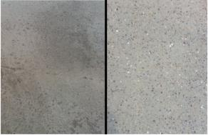 Before & After Concrete Floor Repair